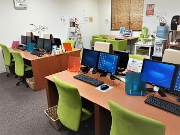教室 パソコン